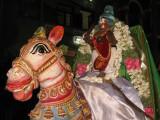 Day-8-Evening-Thirumangai Azhwar awaiting to do vedupari-1.JPG