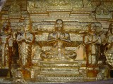 02-Sriperumbudur Samprokshanam 2008.Swami Vimanam.Close view of eastern side.jpg