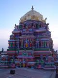 05-Sriperumbudur Samprokshanam 2008.Perumal Vimanam.In natural light.jpg