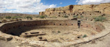 Chaco Canyon pueblo New Mexico