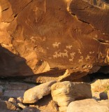 Rock Art, Arches NP
