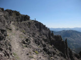 Skyline Trail Bighorn Peak