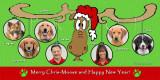 Koebler holiday card