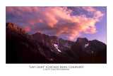 Last Light Chicago Basin