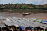 Pak Ou barge dock at Huai Say