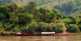 Mekong longboat