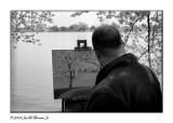 Cherry Blossum Painter
