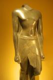 Egyptian male torso