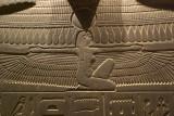 Egyptian sacrophagus - (detail )
