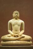 Jain Svetambara Tirthankara in Meditation