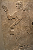 Assryian Relief of Winged Ashur-nasir-pal II