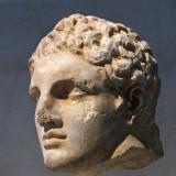 Greek male bust