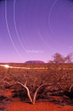 Uluru Star Trails 2