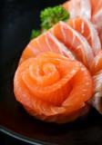 Salmon Sashimi 2