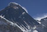 Everest from 5623m (18,448ft) Kala Patthar