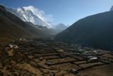 Dingboche and Lhotse