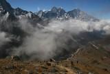 Climbing Nangkartshang