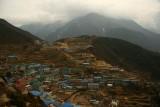 Namche Bazaar (3446m, 11,306ft)