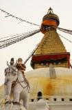 Kathmandu - Bodhnath Stupa