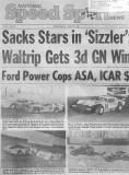 1982 National Speed Sport News