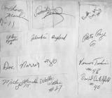1965 Autographs