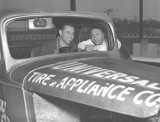 Drivers Bob Reuther & Marty Robbins 1961