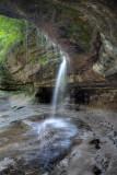 LaSalle Canyon Falls II