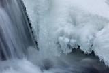 Falling and Freezing
