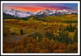 Autumn In The Sneffels Range