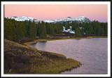 Andrews Lake at Twilight