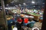 Market, Xieng Kouang, Laos