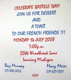 Bastille Day in Lansing