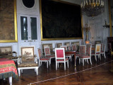 The Map Room where Napoleon III received guests