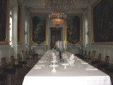 The Emperor's dining room