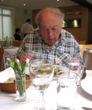 Lunch at the RSJ restaurant-Waterloo