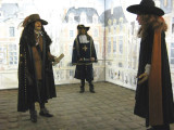 They've come to arrest Fouquet