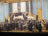 Painting of the trial