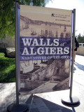 A temporary exhibit of Algiers