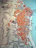 Map of Algiers
