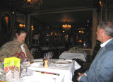 Dinner at Le Procope