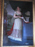 One of several paintings of Josephine
