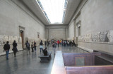 Room with the Elgin marbles