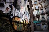 Plaza del graffiti - casc antic