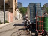 El Besos: street workshop