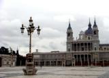 Plaza de la Armería - Catedral de La Almudena