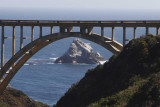 Bixby Bridge 30 mile south of Laguna on the Fabled highway 1