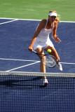 sharapova volley