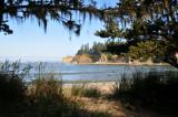 scenic Sunset Bay
