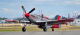 Bill Anders'  P-51 Mustang
