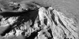 glaciers on Mt Rainier